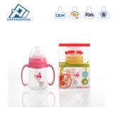 Qualität BPA geben Baby-führende Flasche SäuglingsführenMilchflaschen mit FDA frei