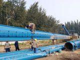 profondeur Drilling de 40m ! Longue machine spiralée d'empilage de chenille chaude de vente (HFL40)