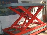 Singoli idraulici Scissor l'elevatore dell'automobile con CE diplomato