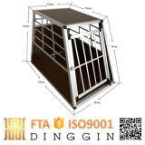 Pliage et à la pratique de la Caisse de chien en aluminium