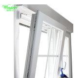 Gire a janela de abertura e fechamento de Inclinação de alumínio 52 janela Perfil de alumínio da série para o projecto de construção