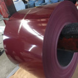 PPGI bobinas de aço galvanizado revestido de cor da bobina de aço
