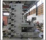 Type de pile machine d'impression flexographique d'étiquette avec le séchage UV (DC-HY320)