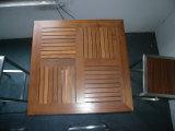 옥외 정연한 티크 목제 탁상용
