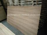 madera contrachapada natural de la nuez negra de la chapa Plywood/5.2mm de 4.3m m Tzalam