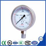 La mejor calidad resistentes al choque - el manómetro del instrumento manómetro.
