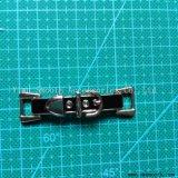 Baratos Rhinestone de esmalte metal decorativo de la cadena de hebillas para calzado ropa