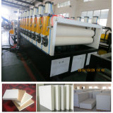 Пвх WPC системной платы из пеноматериала бумагоделательной машины с 22 лет на заводе