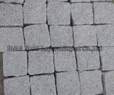安いG1339 G1401 G1415の花こう岩の玉石の立方体の石