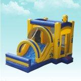 水スライドを持つカスタマイズされた小さく膨脹可能な製品の膨脹可能な警備員