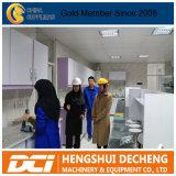 Máquina de hacer de la Junta de techo de yeso/China planta de fabricación de placa de yeso