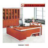 Tableau en bois exécutif Yf-3032 de bureau de luxe de meubles de bureau