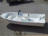 Fibre de verre profonde de coque de Liya 19FT V utilisée pêchant des bateaux de Panga