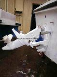 Внутренний дизельный двигатель с кормой диска