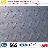 Prezzo laminato a caldo del piatto d'acciaio di ASTM A36 per tonnellata, piatto dell'ispettore dell'acciaio dolce
