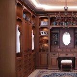 غرفة نوم /Cloakroom أثاث لازم خزانة ثوب مع بيت مؤونة خزانة مقصورة و [درسّينغ تبل]