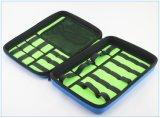 Harter Shell EVA-Multifunktionsreißverschluss-elektronischer Hilfsmittel-Kasten