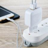 Double adaptateur chargeur USB 2 ports pour l'iPhone 6S/6plus/6/5s/5