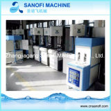Semi Mineral Automatic Toilets Bottle Blowing Machine
