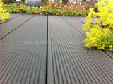 Decking пластмассы PE напольного украшения поставщика WPC Китая водоустойчивый деревянный