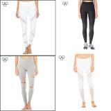 2017本の新しいデザイン女性のズボンおよびカスタムヨガのズボン