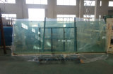 Tamanho grande de vidro triplo temperado com marcação TUV certificado Australiano