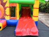 Inflatables Combo / durable et de haute qualité Inflatables Château Combo Lion pour les enfants
