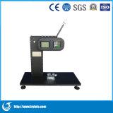 Máquina de ensaio da força de impacto Izod/instrumentos de laboratório