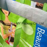Многоразовые Eco-Friendly выдвиженческие сплетенные PP мешки Tote