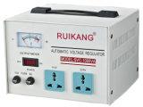 Type extérieur à haute fréquence portatif stabilisateur du moteur 6kw servo de tension