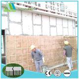 La mousse de polystyrène façade des systèmes de construction léger isolé Panneau mural