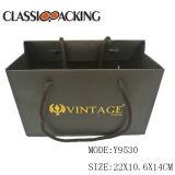 Produce papel profesional de diseño personalizado de compras bolsa de regalo de la fábrica como la promoción