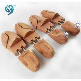 Arbre en bois de chaussure de vente de qualité chaude de surface lisse