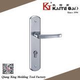 Maniglia di portello dell'acciaio inossidabile di rivestimento del raso sul piatto (KTG-8509-019)