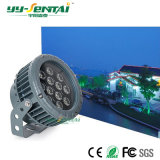 IP66 12W FOCO LED impermeable al aire libre para /Iluminación Arquitectónica/Iluminación de jardín