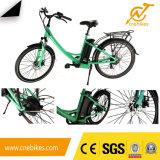 """26 """" 판매를 위한 Alumium 합금 프레임 아름다운 전기 자전거"""
