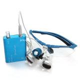 Magnifier cirúrgico 3.5X420mm dos dentistas das lupas dentais