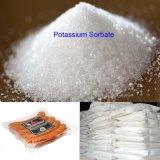 Gezonde Sorbate van het Kalium van Additieven voor levensmiddelen CAS: 24634-61-5 voor het Houden van Voedsel Vers