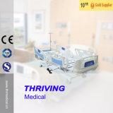 Fünf-Funktion elektrisches ICU Krankenhaus-Bett