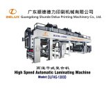 Totalmente automático de alta velocidad máquina laminadora seca (DLFHG-1300D)