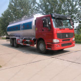 20m3/20cbm LHD/Rhd 대량 시멘트 또는 구체적인 운반대 및 수송 유조 트럭