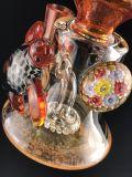 Bontek acristalado de gama alta de fumar pipa de agua con el recipiente