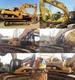Escavatore utilizzato del cingolo del gatto 320d dell'escavatore del cingolo del trattore a cingoli 320d