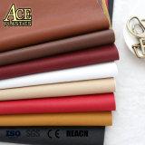 Bolsa de PVC/Stocklot/Stock muito para decoração Furnniture couro