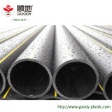 De goede Chemische PE van de Weerstand van de Corrosie Ondergrondse Plastic Pijp van het Gas van de Brandstof met PE100/PE 80