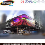 높은 광도 P8 옥외 풀 컬러 발광 다이오드 표시 영상 벽