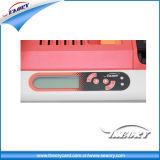 Impressora de cartões de PVC/Impressora de cartões de plástico/aluno máquina de impressão de cartões de identificação