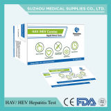 Hepatite a, B, teste de C, jogos do teste de HAV/HBV/HCV/Hev