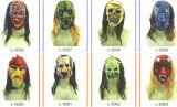 Halloween maskiert 7 (L5056-L5063)