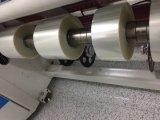 Machine de refendage à film polyester recto verso